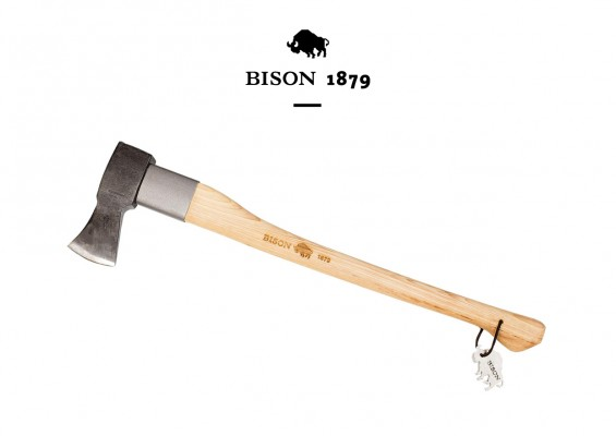 Bison1879-Splitting-Axe